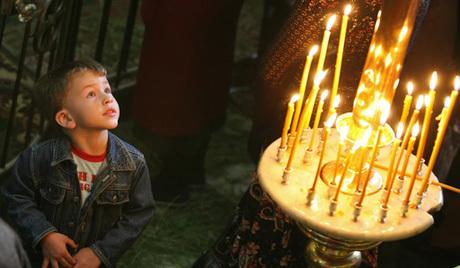 Празник Тројице – рођендан Цркве