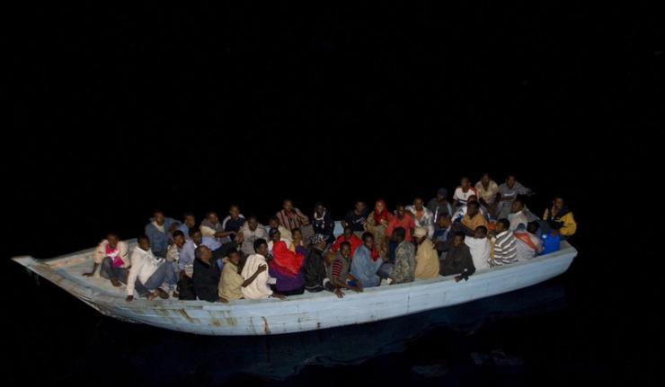 Талас избеглица из Африке порастао десет пута