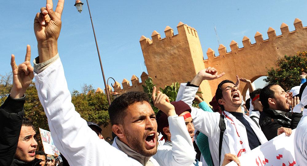 Мароко: Два милиона људи на улицама због изјаве Бан Ки Муна