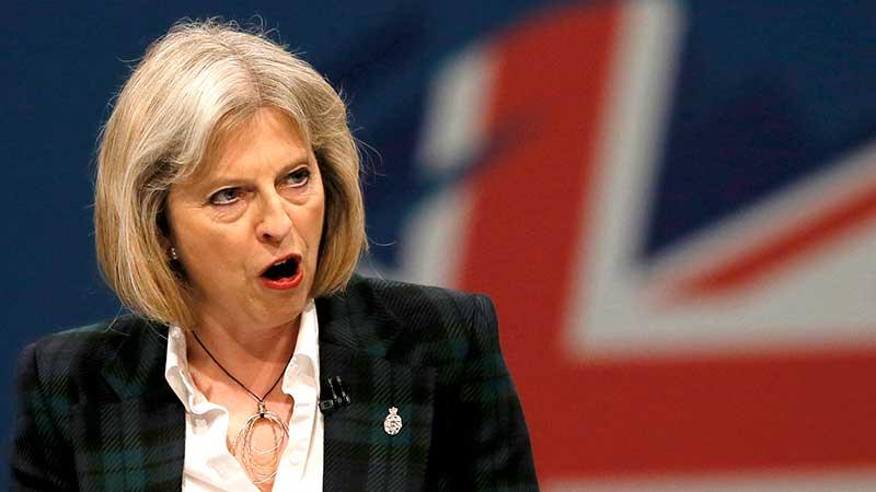 Мејова: Брисел треба да плати Великој Британији милијарде фунти