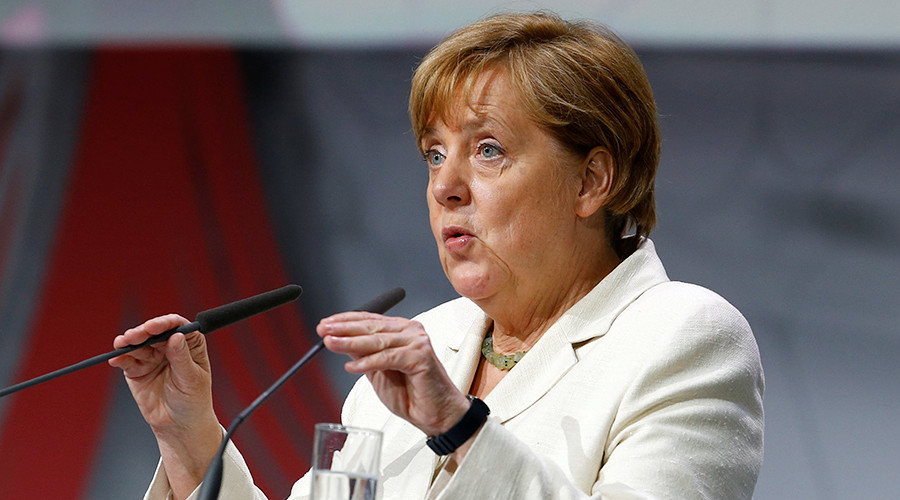 РТ:  Вашингтон нема никакве везе са енергетском политиком Европе - Меркелова