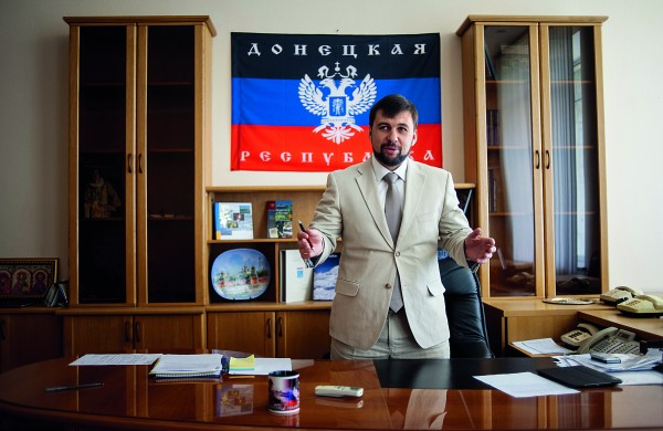 Пушилин: Донбас у потпуности може да покрије потребе Украјине за угљем