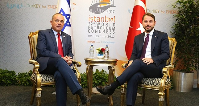 Турска и Израел намеравају изградњу гасовода за Европу