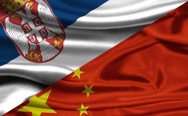 """Кина спремна да у укључи Србију у пројекат """"Појас и пут"""""""