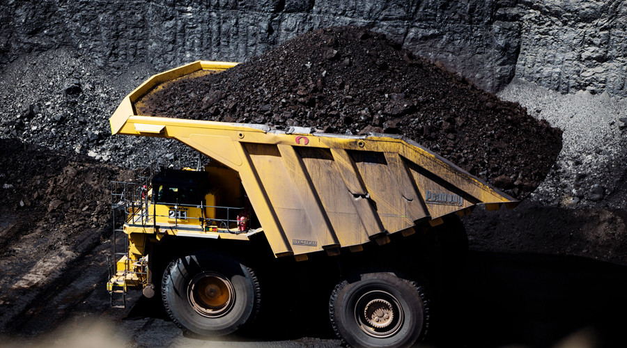 РТ: Украјина плаћа три пута већу цену за угаљ из САД
