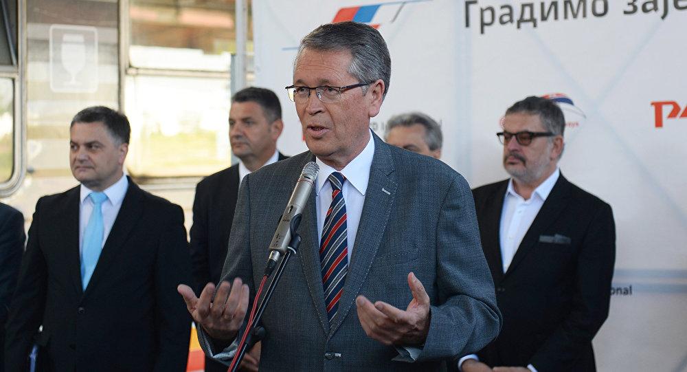 Чепурин: Русија заинтересована за увоз србских органских производа