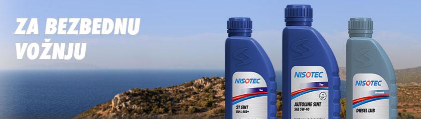 Погодности за купце NISOTEC производа до краја августа