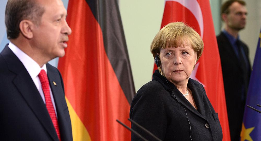 Ердоган: Не обазирите се на то шта Немци говоре