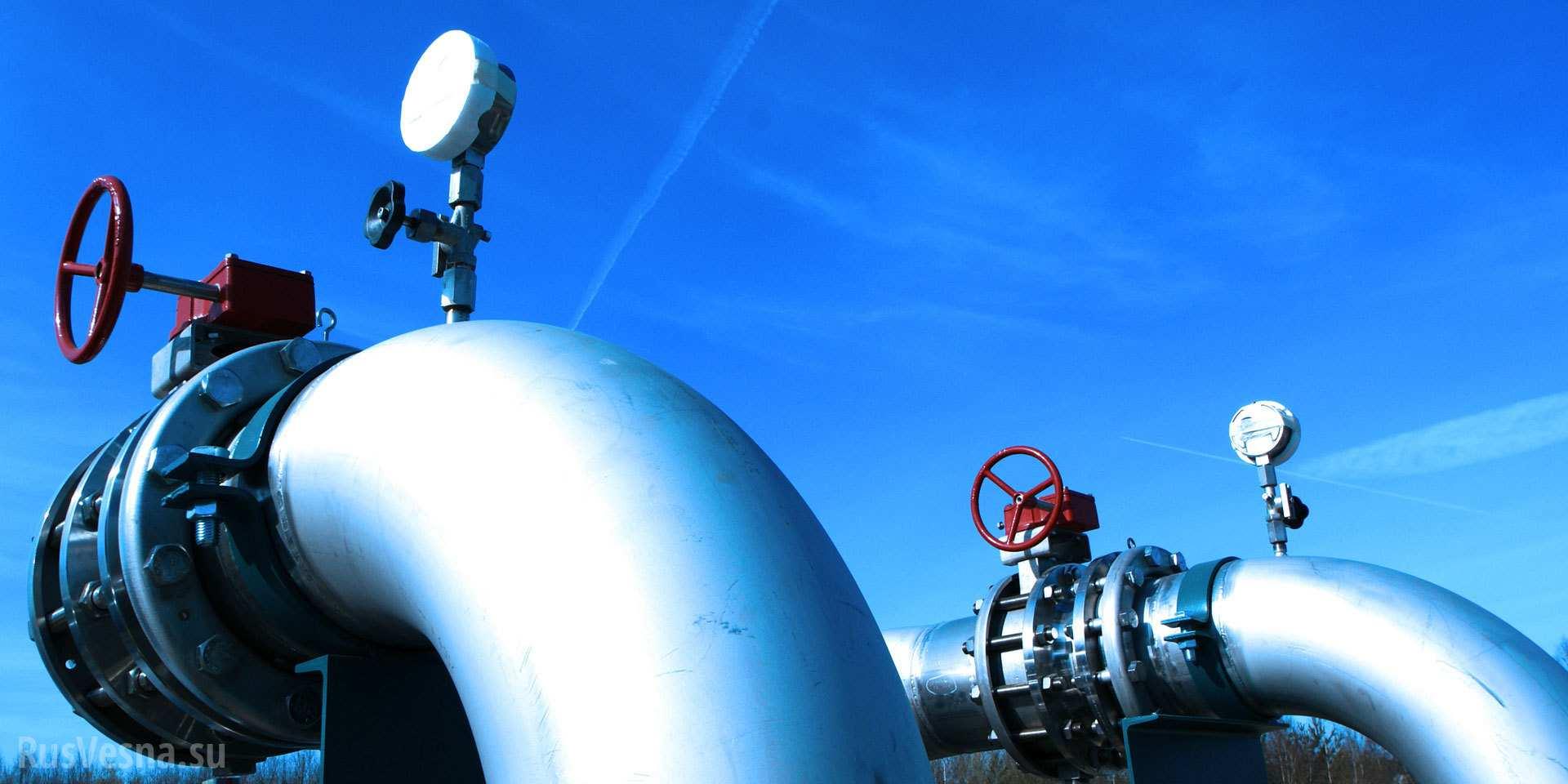 "Капацитет гасовода ""Северни ток"" премашио 90 одсто"