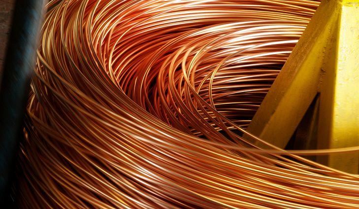 У Дамаску прорадила највећа сиријска фабрика за производњу бакарних жица
