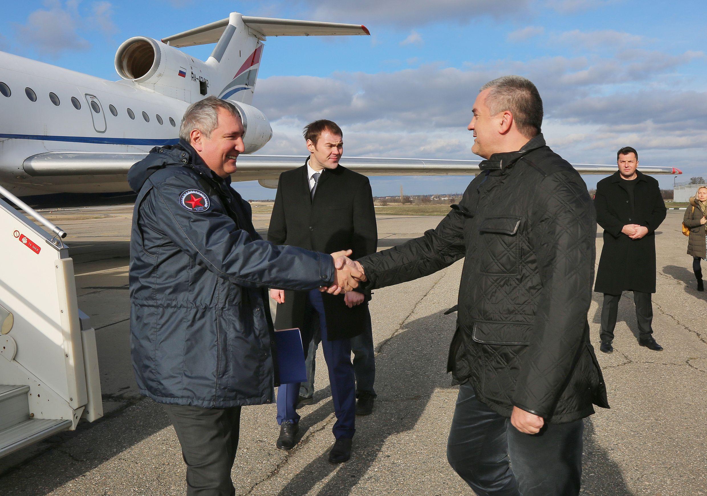 Рогозин: Последња шанса да се подигне бродоградња у Украјини је умрла