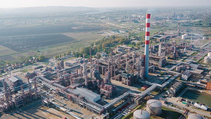 Производња у Рафинерији нафте Панчево у складу са највишим европским стандардима у области заштите животне средине