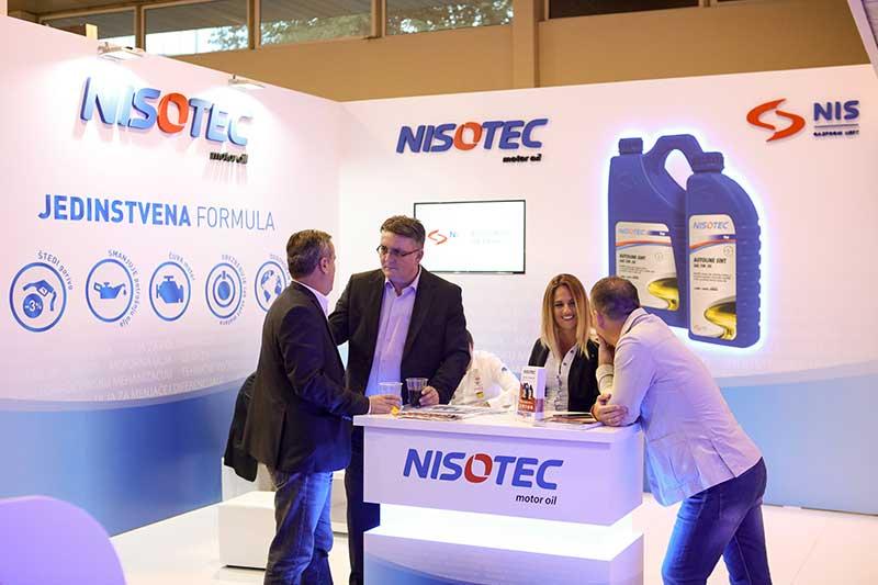 Промоција квалитета NISOTEC производа