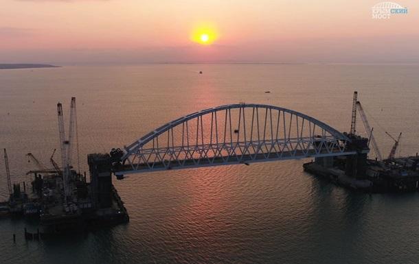 """Porošenko traži tužbu protiv Rusije zbog """"ekološke štete od izgradnje Kerčkog mosta"""""""