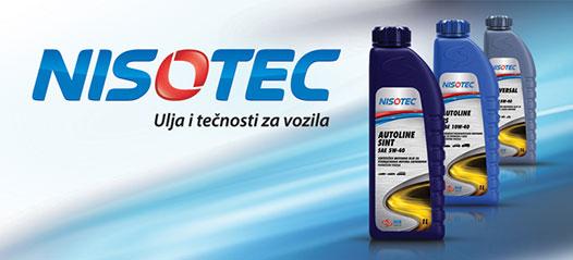 Вредне награде уз NISOTEC производе