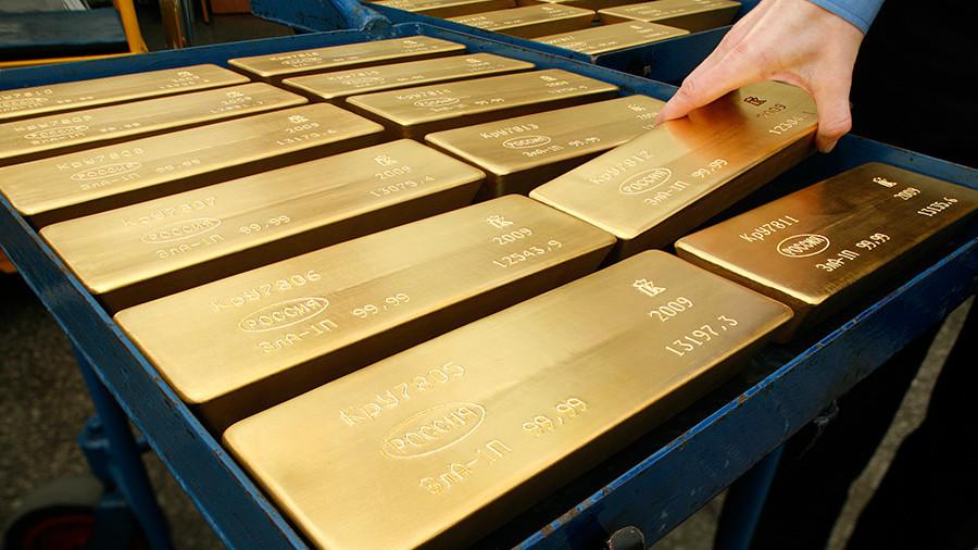 РТ: Руско-кинески златни стандард значи крај доминације долара