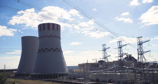 """Покретање нуклеарне електране """"Акују"""""""
