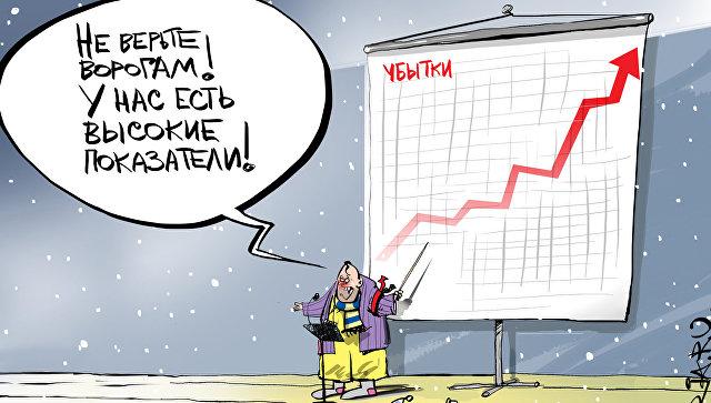 Украјина поставила светски рекорд у проблематичним кредитима