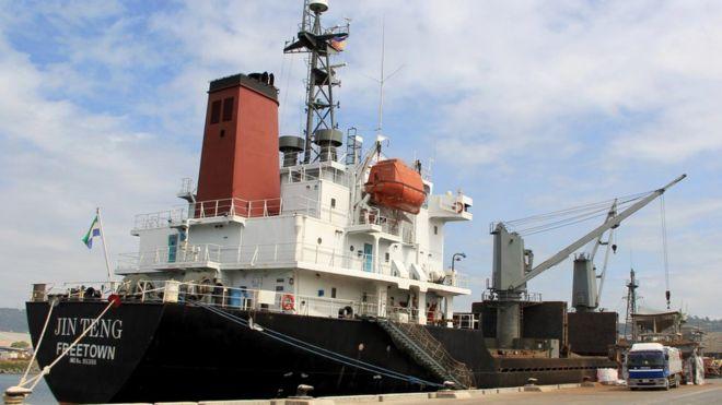 Седамнаест земаља ће контролисати ембарго против Северне Кореје на мору