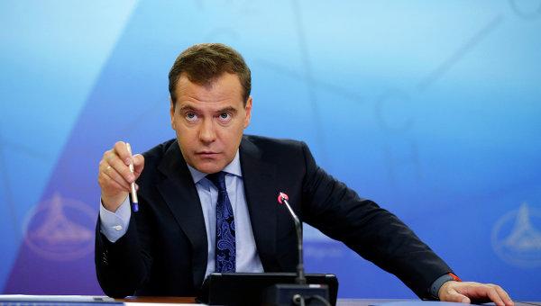 Medvedev: Intelekt postaje vodeći resurs savremene ekonomije koji značajno menja tržište