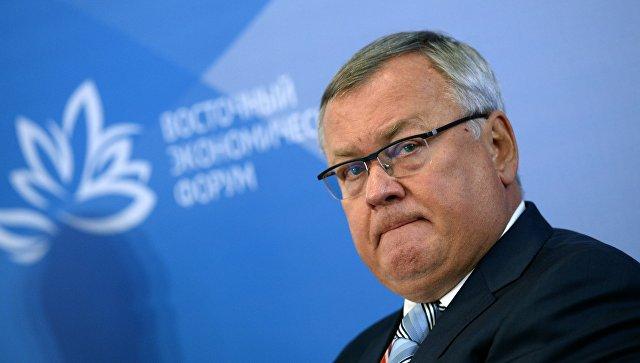 Костин: Сваке ограничавајуће мере руским компанијама биће исто што и објављивање рата