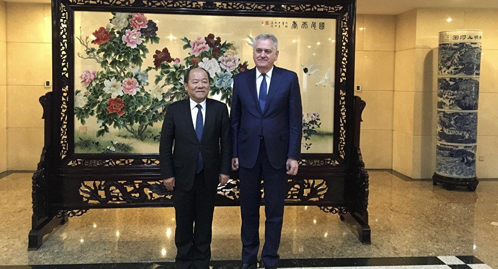 Кина вреднује у сарадњу коју има са Србијом