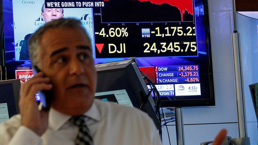Rekordni pad na američkom tržištu