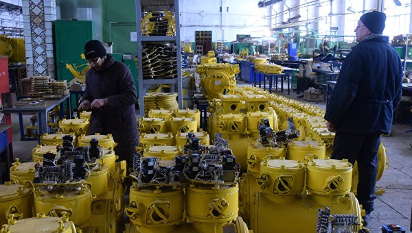 Руски сертификати за машинске производе који се производе у ДНР-у