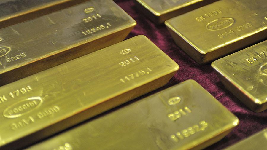 РТ: Русија престигла Кину у трци златних резерви да би се окончала доминација долара