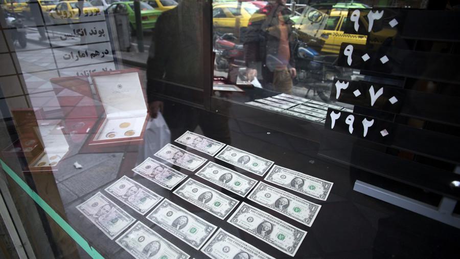 РТ: Иран забрањује употребу америчког долара у трговини