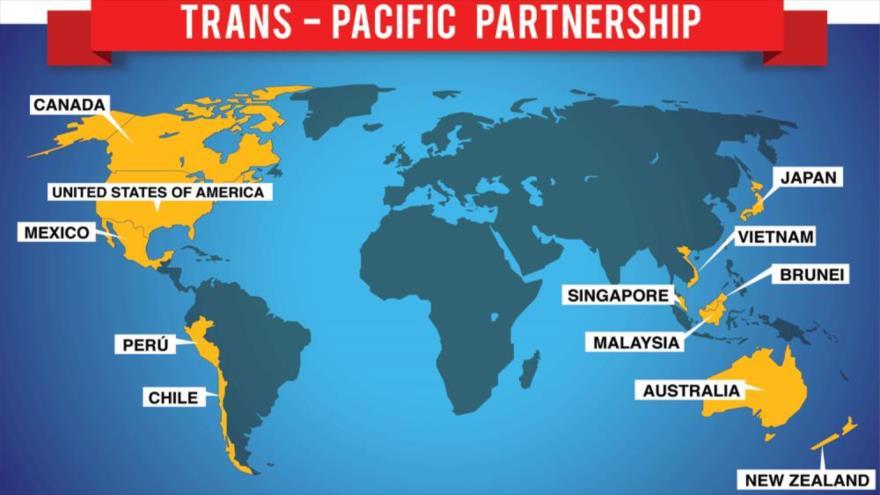 Једанаест земаља потписало споразум о Транспацифичком трговинском партнерству