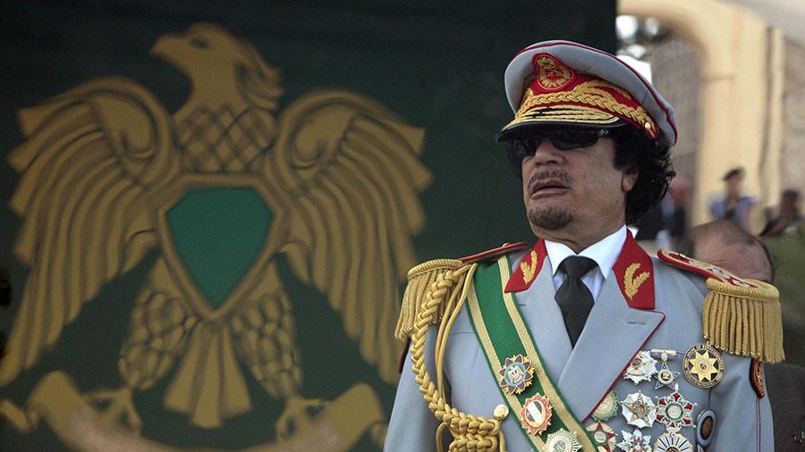 РТ: Кина би могла успети што Гадафи није - избацити долар у трговини нафтом
