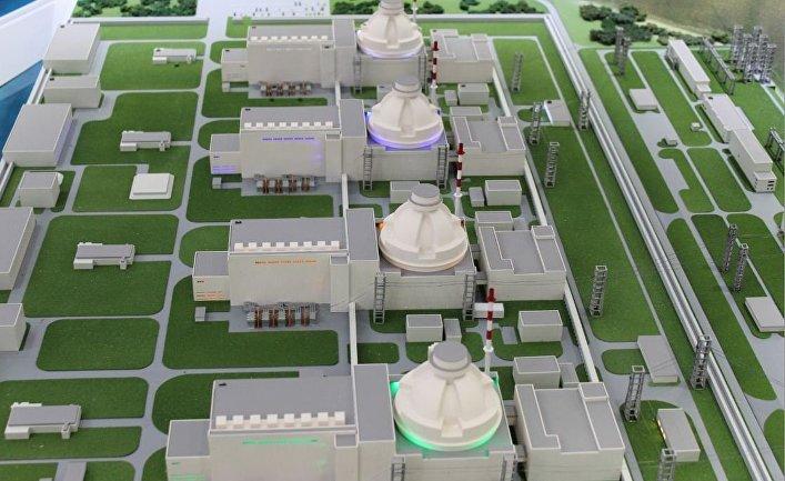 """Турска дала дозволу """"Росатому"""" за изградњу нуклеарне електране Акују"""