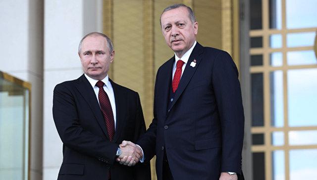 Путин и Ердоган означили почетак изградње нуклеарне електране