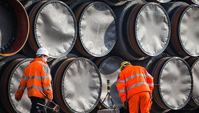 """ЕУ неће подржати пројекат изградње гасовода """"Северни ток 2"""""""