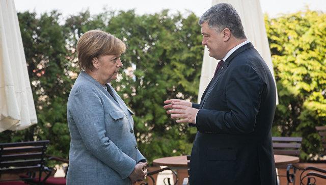 """Меркелова повезала судбину """"Северног тока2"""" са украјинским транзитом"""