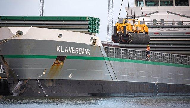 "Данска: Не може се блокирати изградња гасовода ""Северни ток 2"""