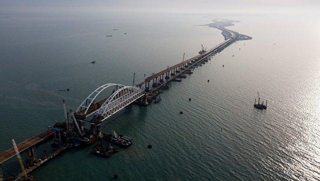 Завршене приступне саобраћајнице Кримском мосту