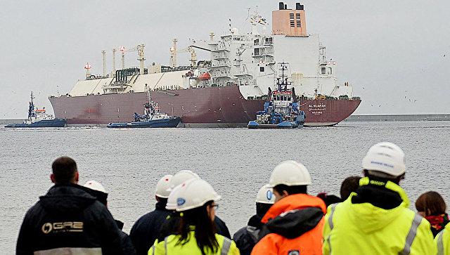ЕУ предлаже да се повећа снабдевање гасом из САД у замену за укидање царина
