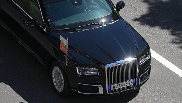 """Путин предложио серијску производњу возила пројекта """"Кортеж"""""""