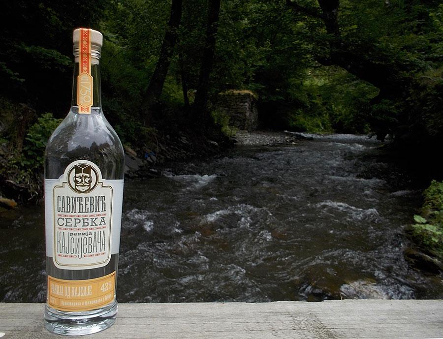 Ракия с русским дизайном победила на конкурсе алкоголя в Сербии