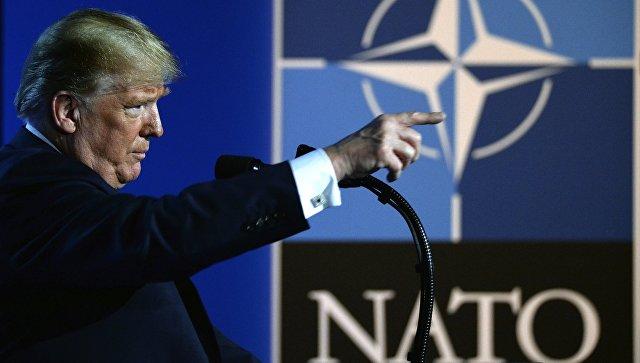 """Трамп позвао НАТО да размисле шта да ураде са """"Северним током 2"""""""