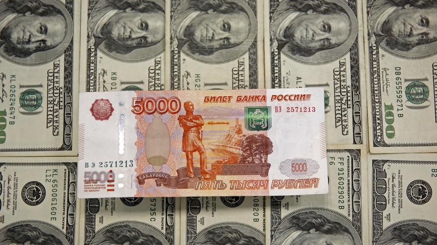 РТ: Русија смањује удео трансакција у доларима