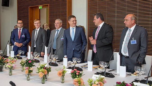 """Русија спремна да продужи уговор између """"Гаспрома"""" и украјинског """"Нафтогаса"""""""
