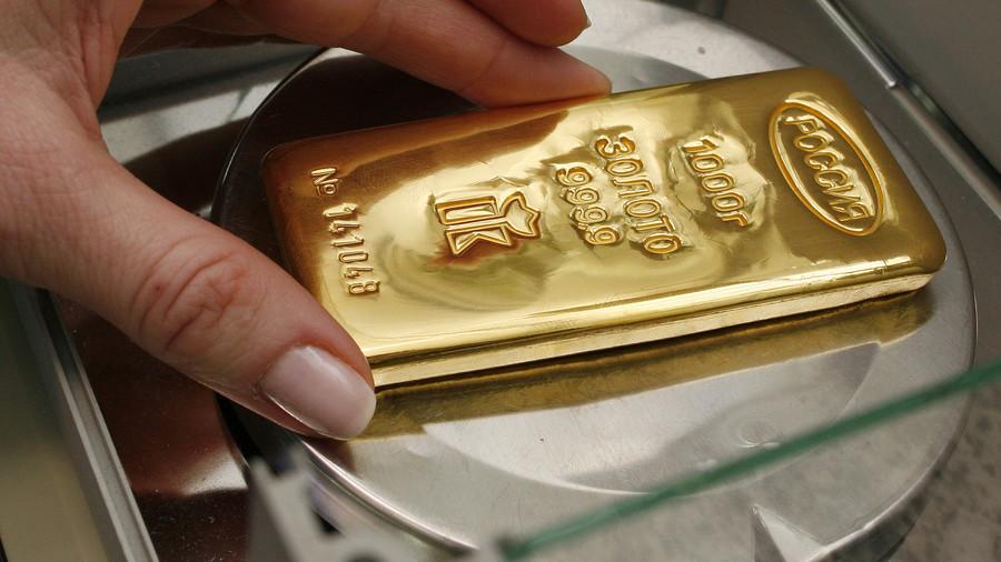 РТ: Детоксикација долара - златне резерве Русије близу 2000 тона