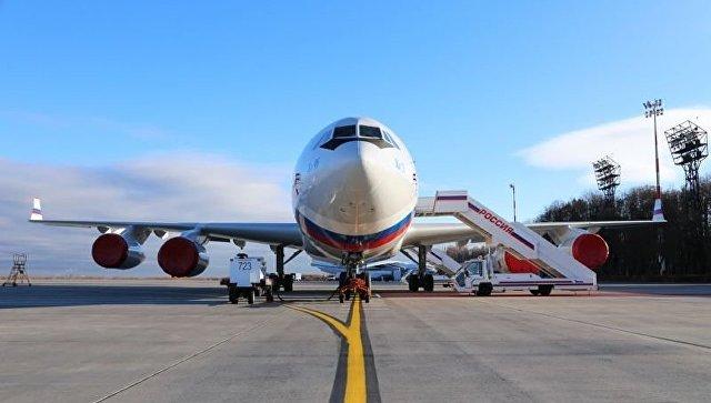 Русија ће модернизовати путнички авион Ил-96-400М