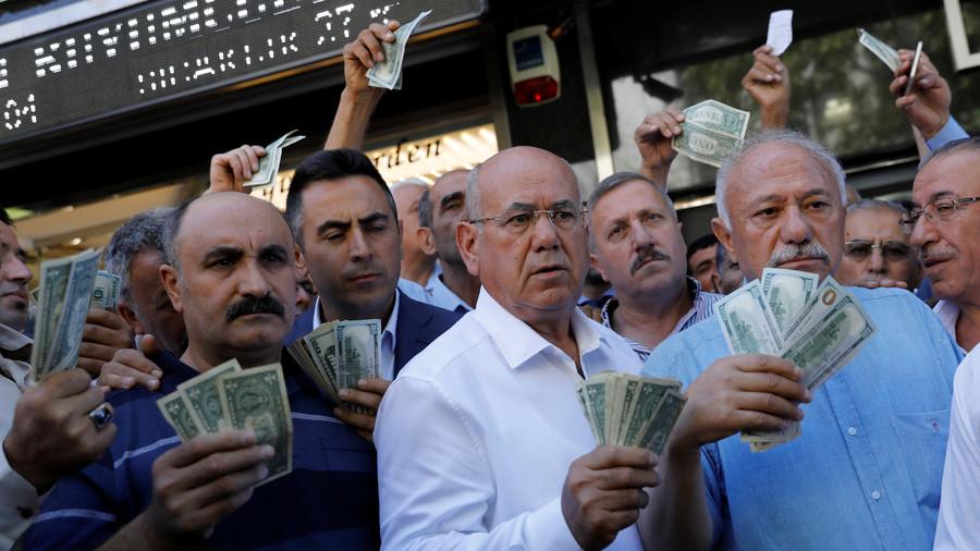 РТ: Турска подржава замену долара националним валутама у трговини са Русијом и Кином