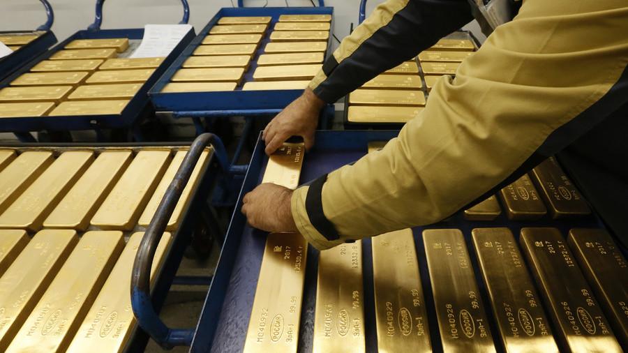 РТ: Русија складишти злато док се Вашингтон спрема на нове санкције