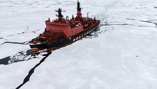 Русија ће изградити најмоћнији ледоломилац