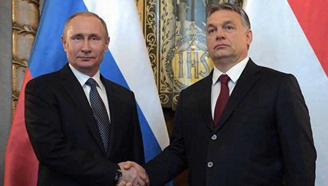 """Орбан сугерисао Путину да размисли о продужењу """"Турског тока"""" до Мађарске и даље"""